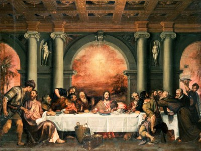 The Last Supper - Tycjan