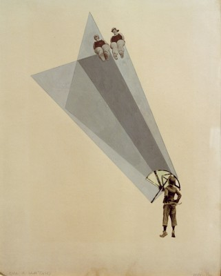 The lights of the city - László Moholy-Nagy
