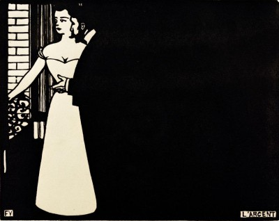 The money - Félix Vallotton