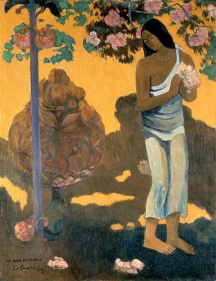 The Month of Mary - Paul Gauguin