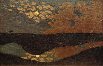 The moonlight - Félix Vallotton