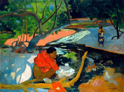 The Morning - Paul Gauguin