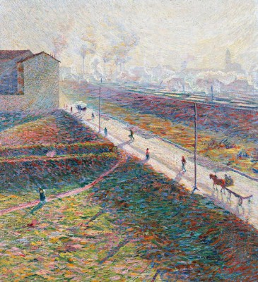 The Morning - Umberto Boccioni