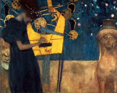 THE MUSIC - Gustav Klimt