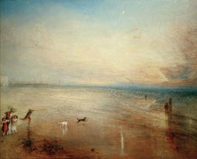 The New Moon - William Turner