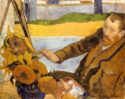 The Painter of Sunflowers - Vincent van Gogh