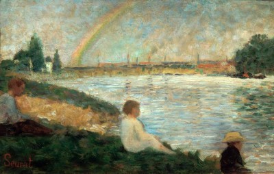 The Rainbow - Georges-Pierre Seurat