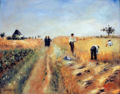 The reapers - Pierre Renoir