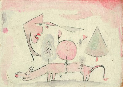 The shameless animal - Paul Klee