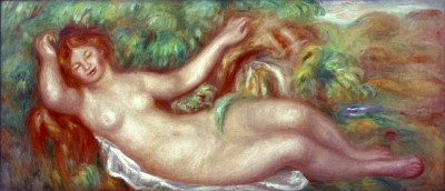 The Source - Pierre Renoir