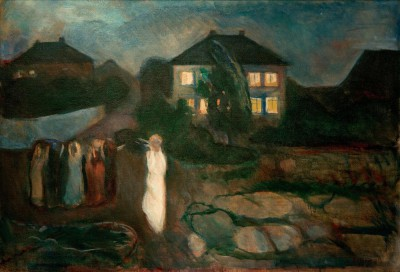 The Storm - Edvard Munch