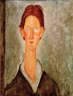 The student - Amedeo Modigliani