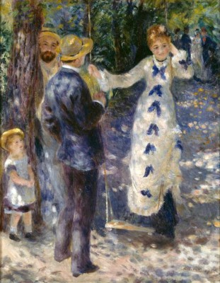 The Swing - Pierre Renoir