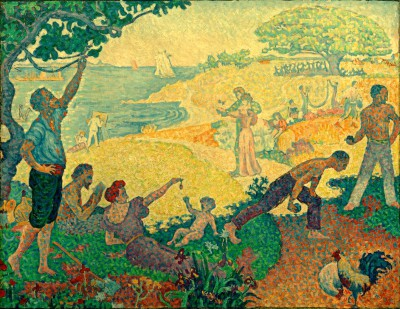 The time of harmony - Paul Signac