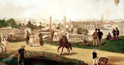 The World Expo of 1867 - Édouard Manet