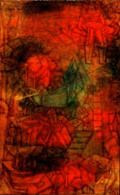 Theater - Paul Klee