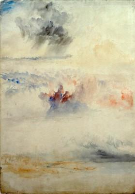 Three Cloud Studies - William Turner