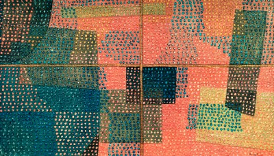 Through a Window - Paul Klee