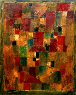 Town in the Autumn Sun - Paul Klee