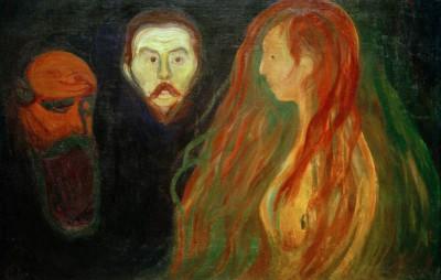 Tragedy - Edvard Munch