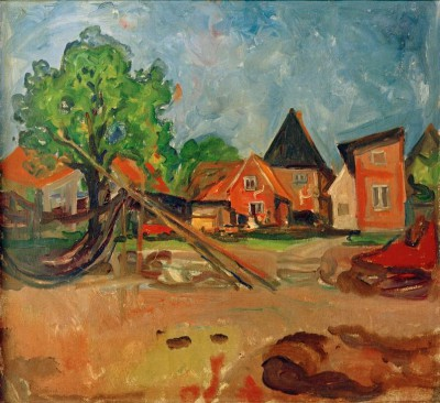 Travemünde - Edvard Munch