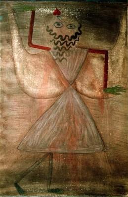 Trinkender Engel - Paul Klee