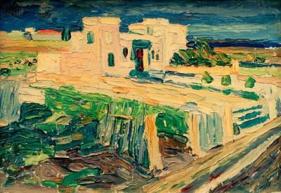 Tunis – Karthago - Wassily Kandinsky