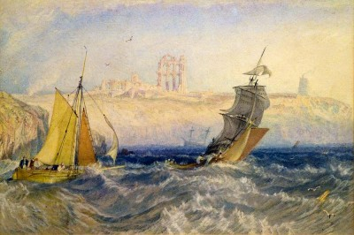 Tynemouth Priory - William Turner