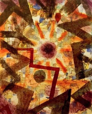 Und es ward Licht - Paul Klee