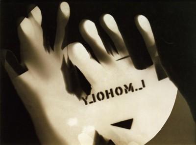 Untitled - photogram - László Moholy-Nagy