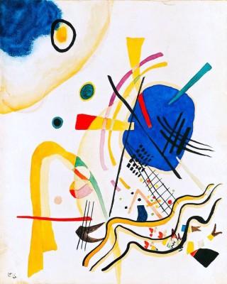 Untitled - Wassily Kandinsky