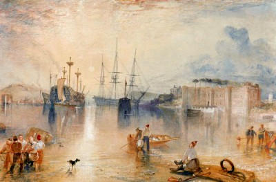 Upnor Castle - William Turner