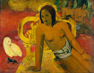 Vairumati - Paul Gauguin