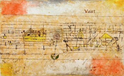VAST - Harbour of Roses - Paul Klee