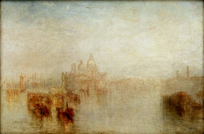 Venice – Maria della Salute - William Turner