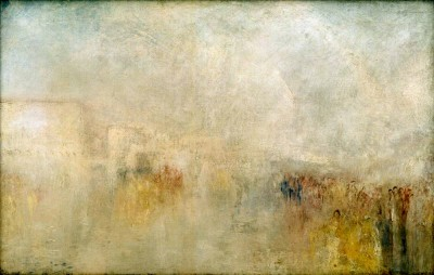 Venice - Water Fête - William Turner