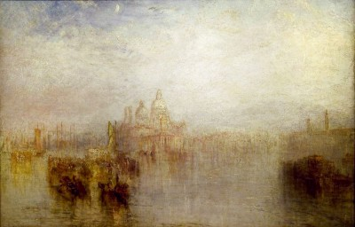 Venice, Santa Maria della Salute - William Turner