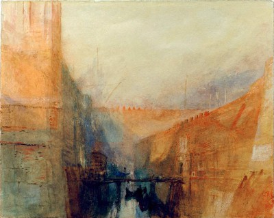 Venice -The Arsenal - William Turner