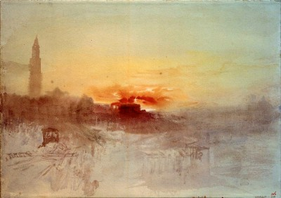 Venice at Sunrise - William Turner