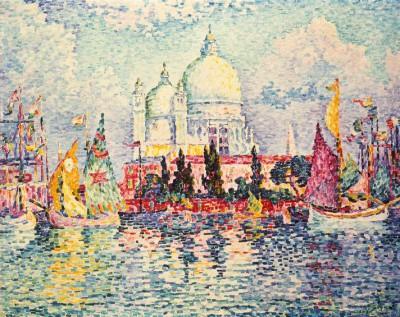Venise – La Salute - Paul Signac