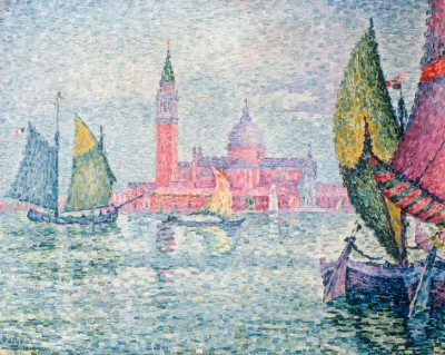 Venise, Saint-Georges - Paul Signac