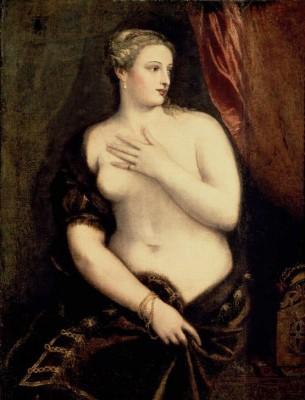 Venus - Tycjan