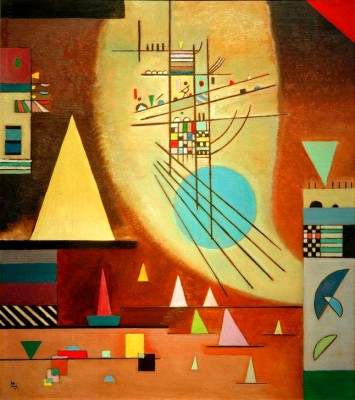 Verstummen - Wassily Kandinsky