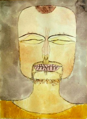 Versunkenheit - Paul Klee