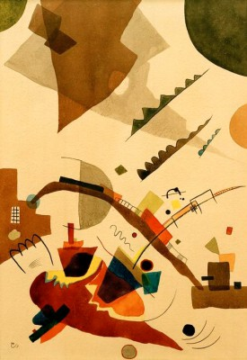 Vibration - Wassily Kandinsky