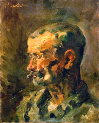 Vicomte Lepic - Henri de Toulouse-Lautrec