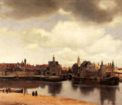 View of Delft - Jan Vermeer