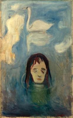 Vision - Edvard Munch