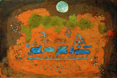 Vollmondopfer - Paul Klee