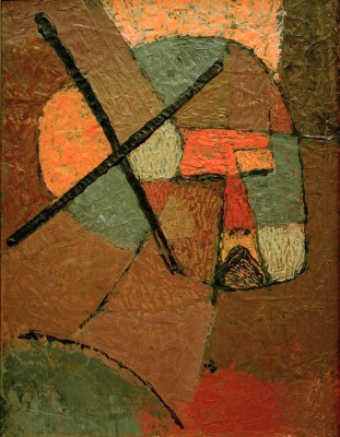 Von der Liste gestrichen - Paul Klee